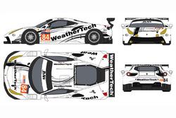 JMW Motorsport con Weathertech