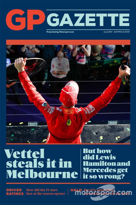 GP Gazette 024 Australian GP