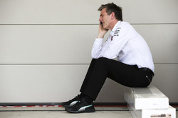 James Allison, teknik direktörü, Mercedes AMG F1