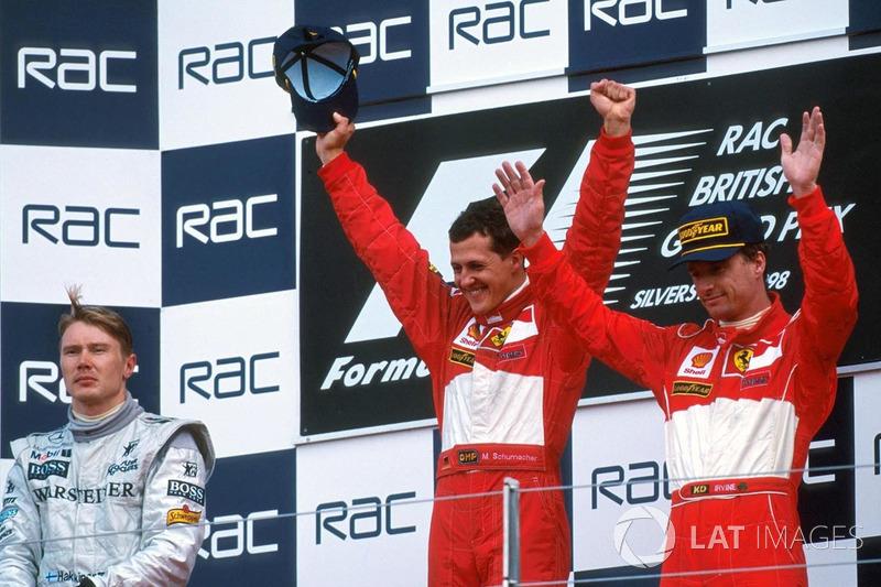 #31 GP de Grande-Bretagne 1998