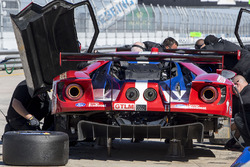 Ford Performance Chip Ganassi Racing Ford GT area