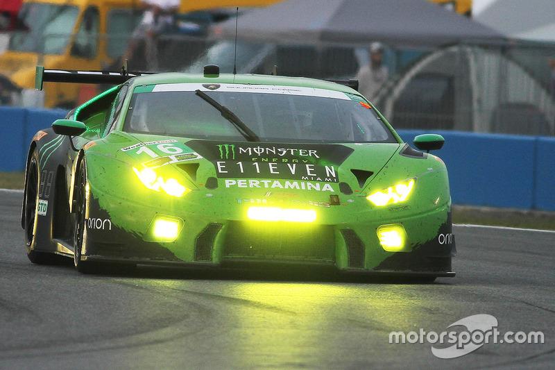 #16 Change Racing (GTD)