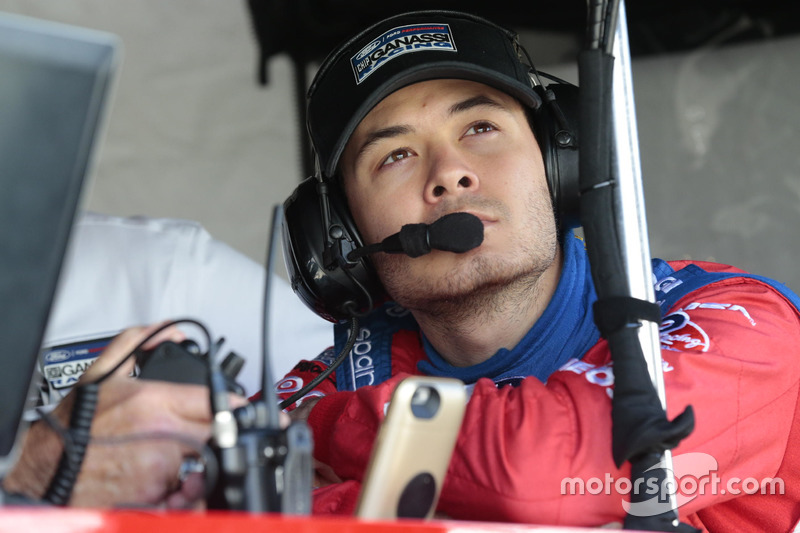 Kyle Larson, Chip Ganassi Racing