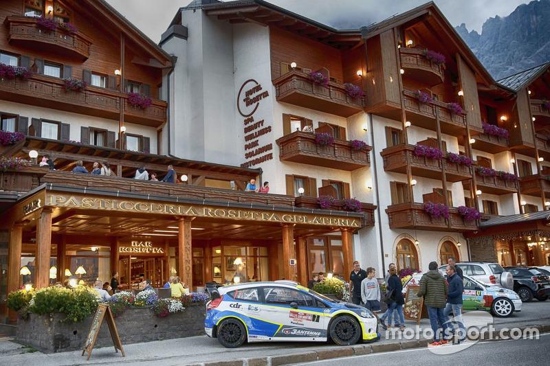 Lorenzo Della Casa, Domenico Pozzi, Ford Fiesta WRC