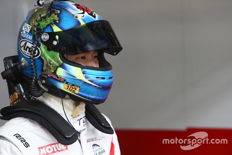#46 Thiriet by TDS Racing Oreca 05 - Nissan: Ryo Hirakama