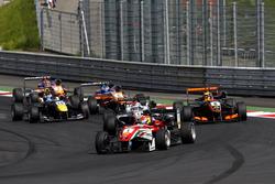 Arrancada Lance Stroll, Prema Powerteam Dallara F312 – Mercedes-Benz líder
