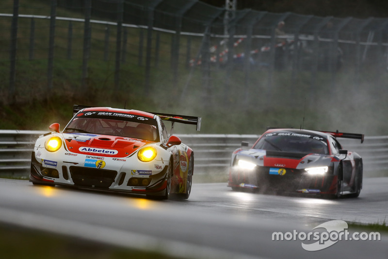 20. #3 Frikadelli Racing Team, Porsche 991 GT3 R