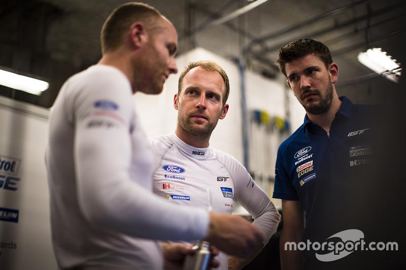 Olivier Pla, Stefan Mücke, Ford Chip Ganassi Racing Team UK