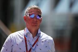 Patrick Allen, Silverstone