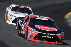 Christopher Bell, Joe Gibbs Racing, Toyota Camry Rheem Ryan Preece, Joe Gibbs Racing, Toyota Camry Falmouth Ready Mix