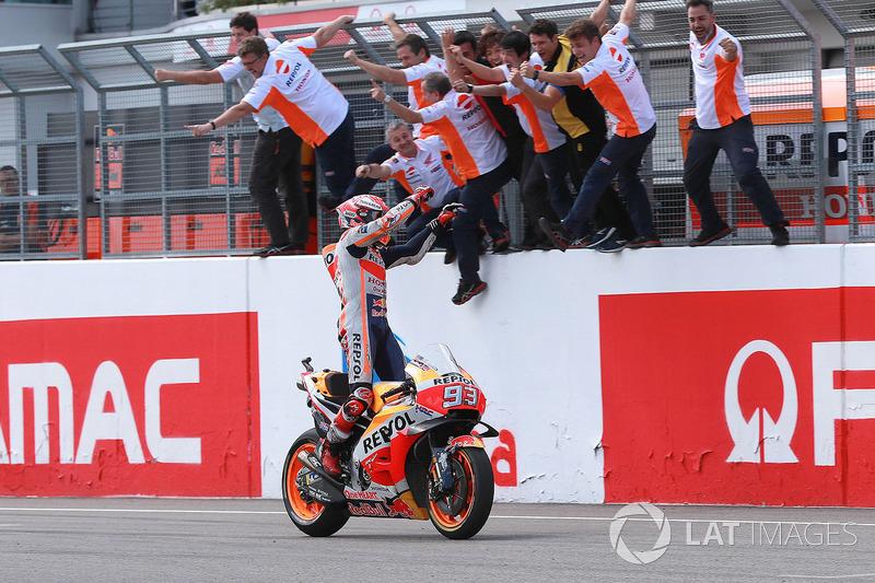 Гран Прі Німеччини: перемога