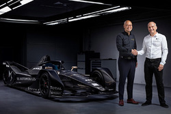 DS Automobiles and Techeetah