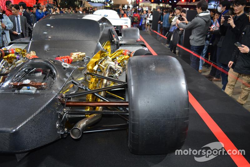 GRスーパースポーツコンセプト テストカー