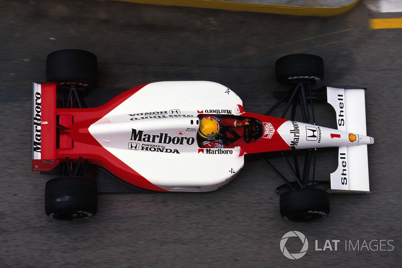 1991: McLaren MP4/6