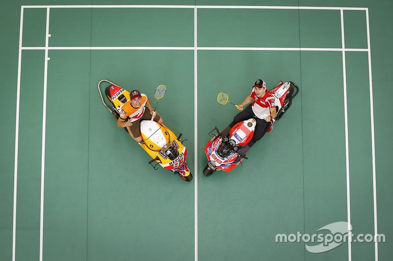 Marc Márquez, Repsol Honda Team, Jorge Lorenzo, Ducati Team