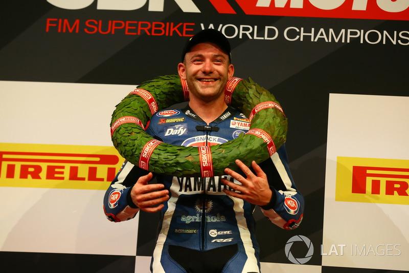 Supersport-WM (WSSP): Lucas Mahias (Frankreich)