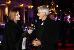 Julia Piquet entrevista a Damon Hill