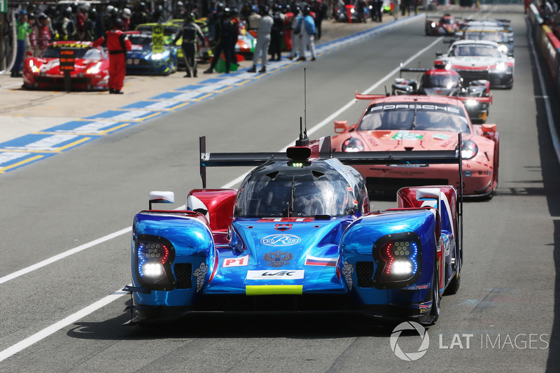 #11 SMP Racing BR Engineering BR1: Vitaly Petrov, Mikhail Aleshin, Jenson Button