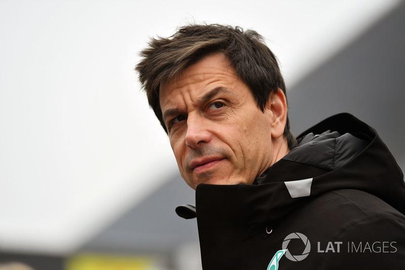 Toto Wolff, Direttore del Motorsport Mercedes AMG F1