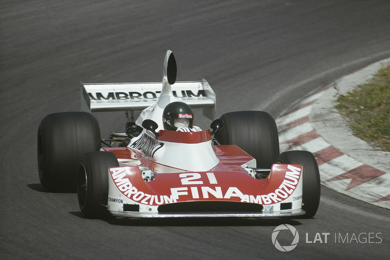 Jacques Laffite: Williams (1975 y 1983-1984)
