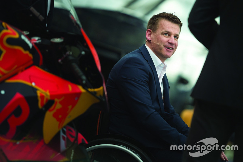 Pit Beirer, Capo del Motorsport KTM