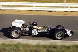 Грэм Хилл, Lotus 49C