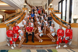 Drivers and Miss Supercars contestants
