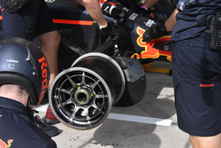 Red Bull RB13: Vordachse