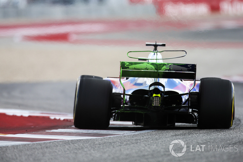 27 місце — Брендон Хартлі, Toro Rosso — 0