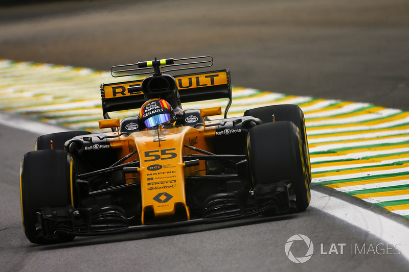 8. Carlos Sainz Jr., Renault Sport F1 Team RS17