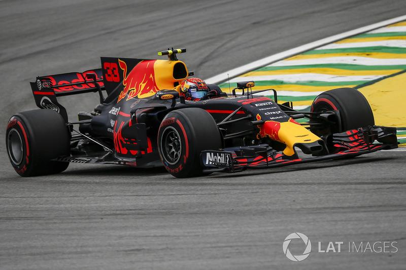 6 місце — Макс Ферстаппен, Red Bull — 170