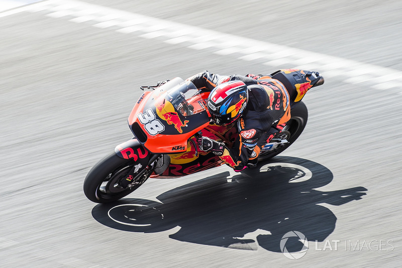 21. Bradley Smith, Red Bull KTM Factory Racing