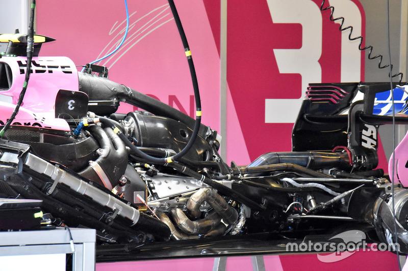 Force India VJM11 motor