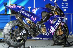 Bike von Alex Barros, Yamaha YZF M1