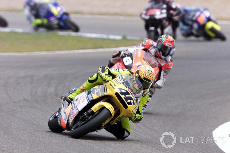 #5 GP500cc Spanyol 2001