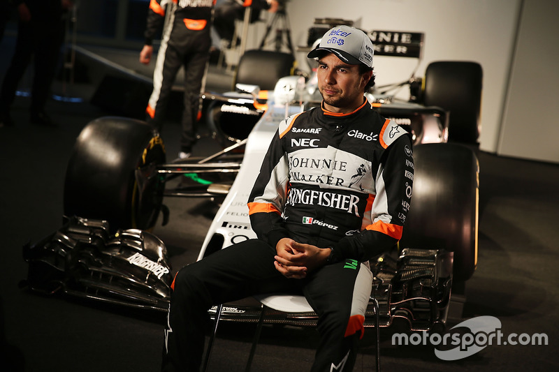 Sergio Perez, Sahara Force India F1 Team