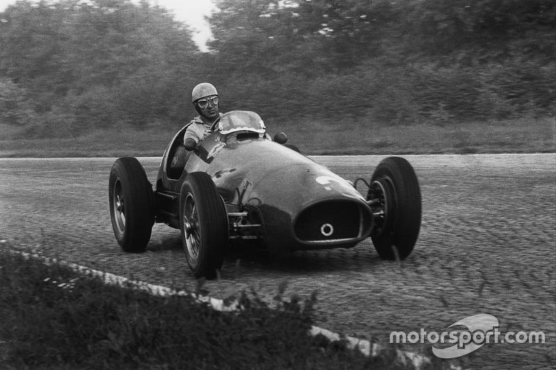Alberto Ascari, Ferrari 625
