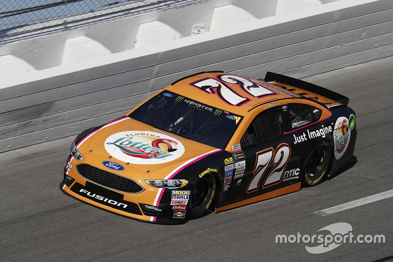 17. Cole Whitt, TriStar Motorsports, Ford