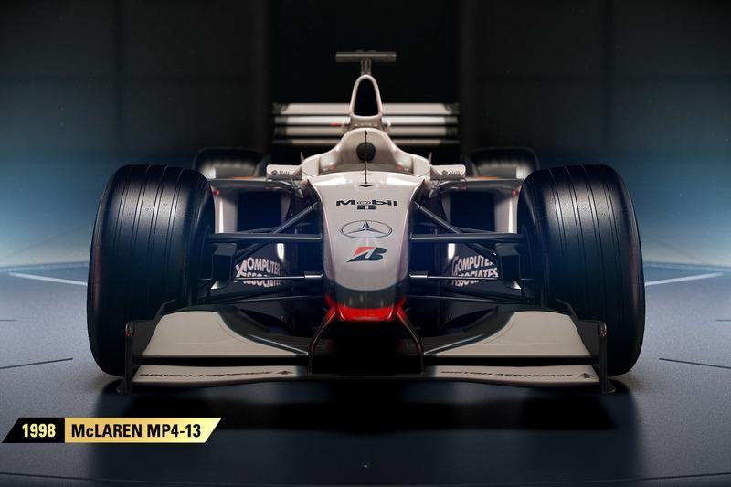 McLaren MP4-13 (1998)