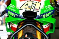 Обтічник на мотоциклі Алейш Еспаргаро, Aprilia Racing Team Gresini