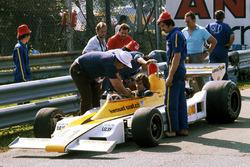 Лорис Кессель, Apollon Williams FW03 Iso IR3