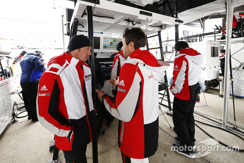 Patrick Pilet, Frederic Makowiecki, Porsche Team North America Porsche