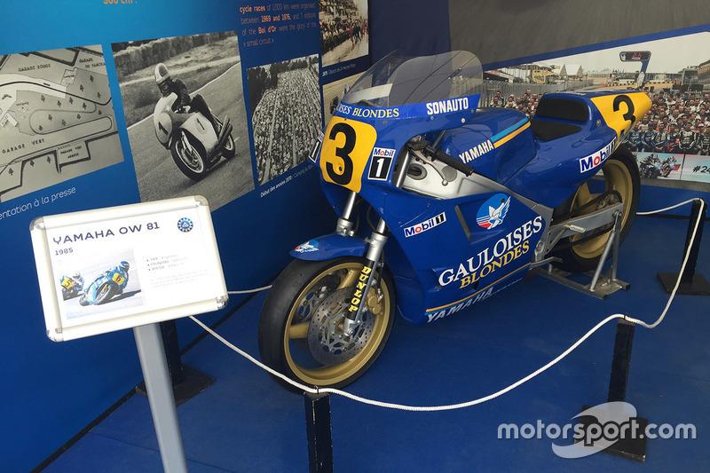 Yamaha YZR500 OW81 von 1985