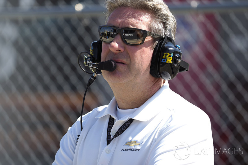 Wayne Bennett of Ilmor, Chevrolet