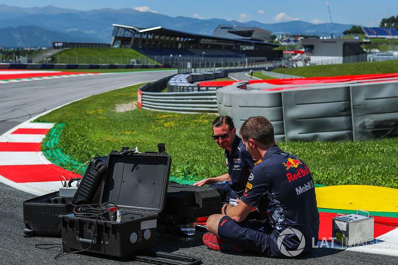Red Bull Racing, Ingenieure
