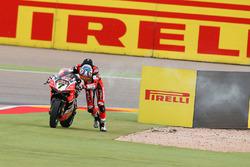 Зупинка Чаза Девіса, Ducati Team