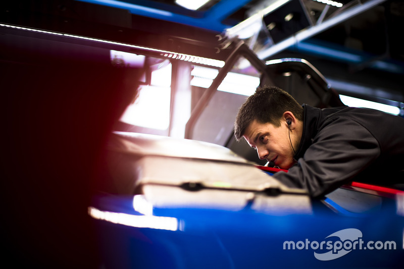 Ford Chip Ganassi Racing team member