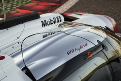 The 2017 Porsche 919 Hybrid
