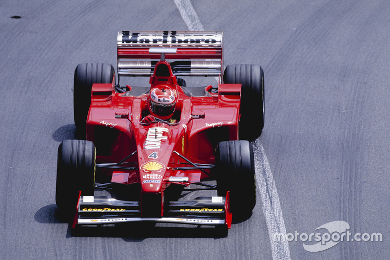 Эдди Ирвайн, Ferrari F300