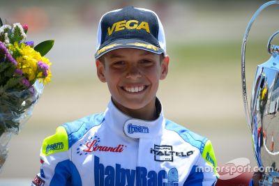 CIK-FIA European Championship Round 1
